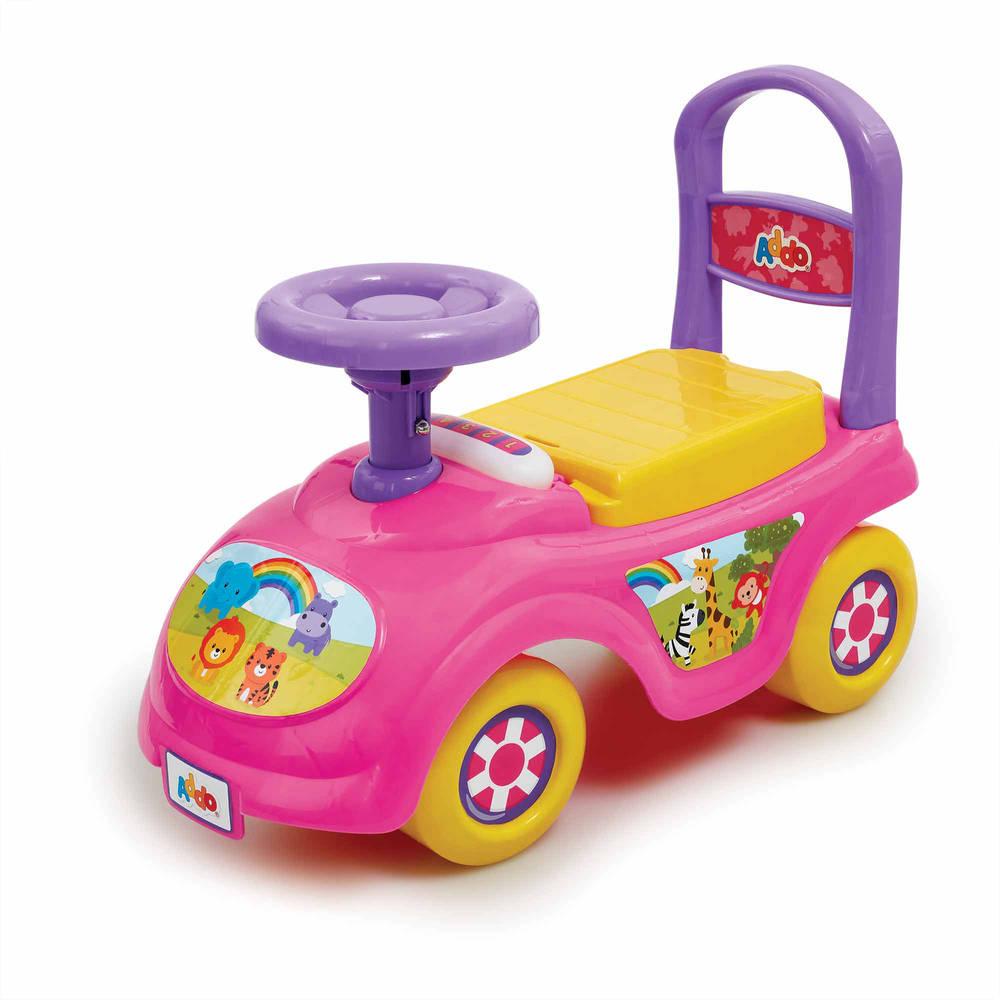 Mijn eerste ride-on loopwagen - roze