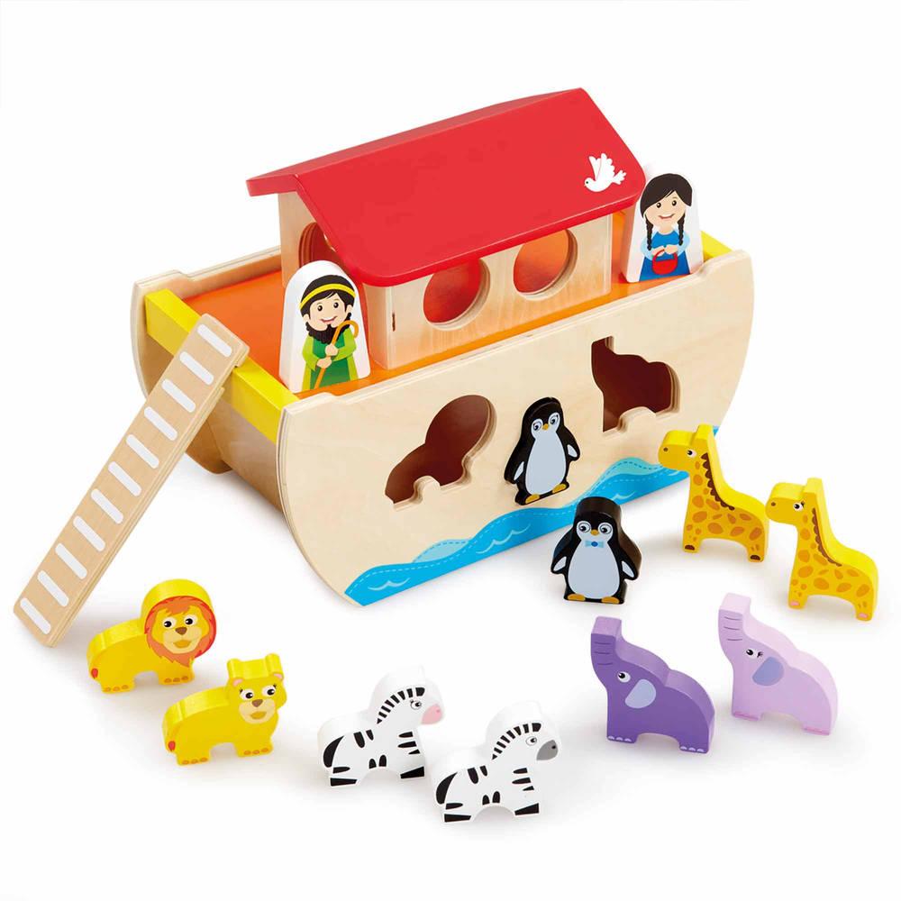 Noahs Ark vormensorteerder