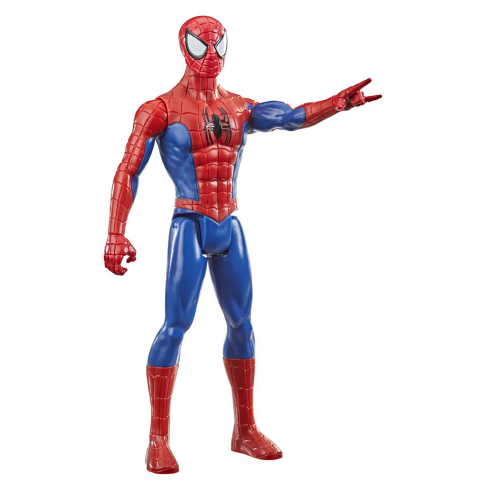 Marvel Titan Hero Series Spider-Man actiefiguur - 30 cm