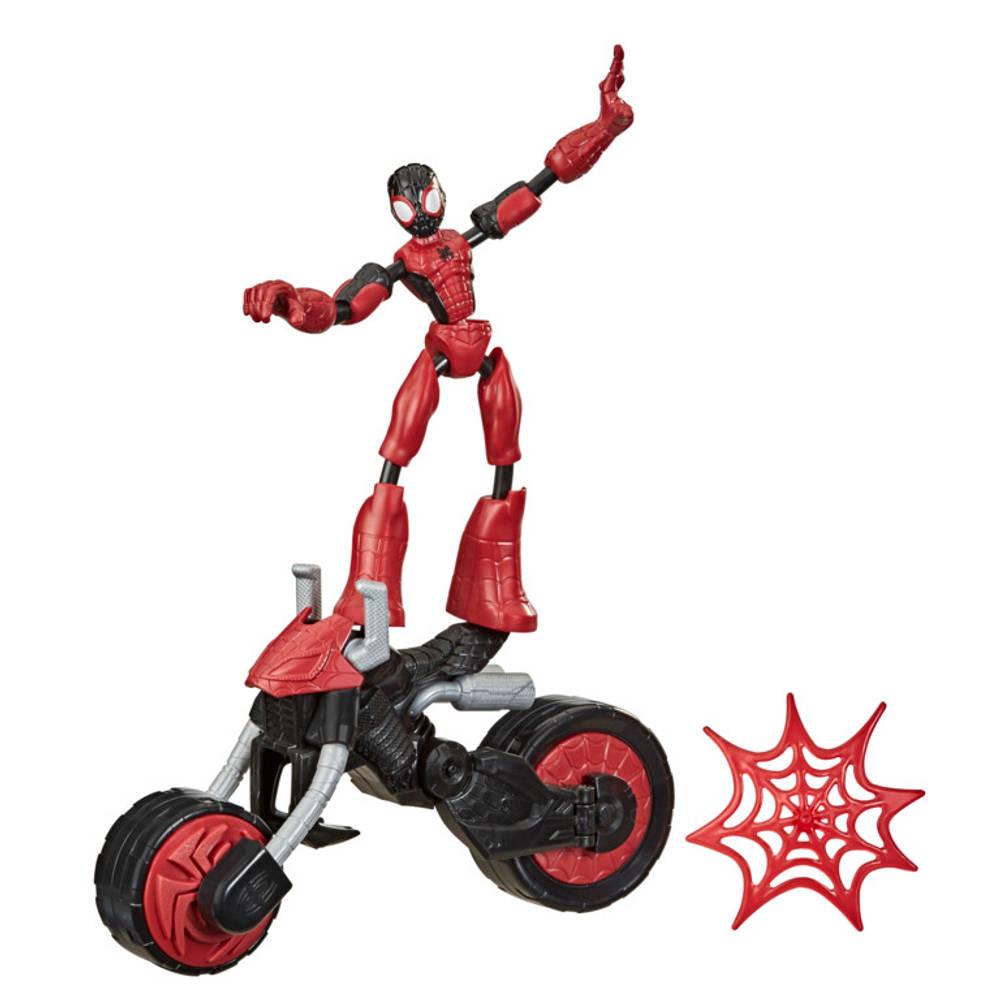 Marvel Avengers Bend and Flex Rider Spider-Man
