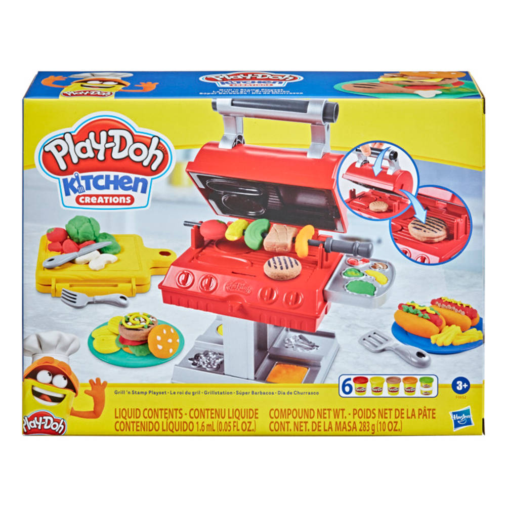 Play-Doh Super grill barbecue