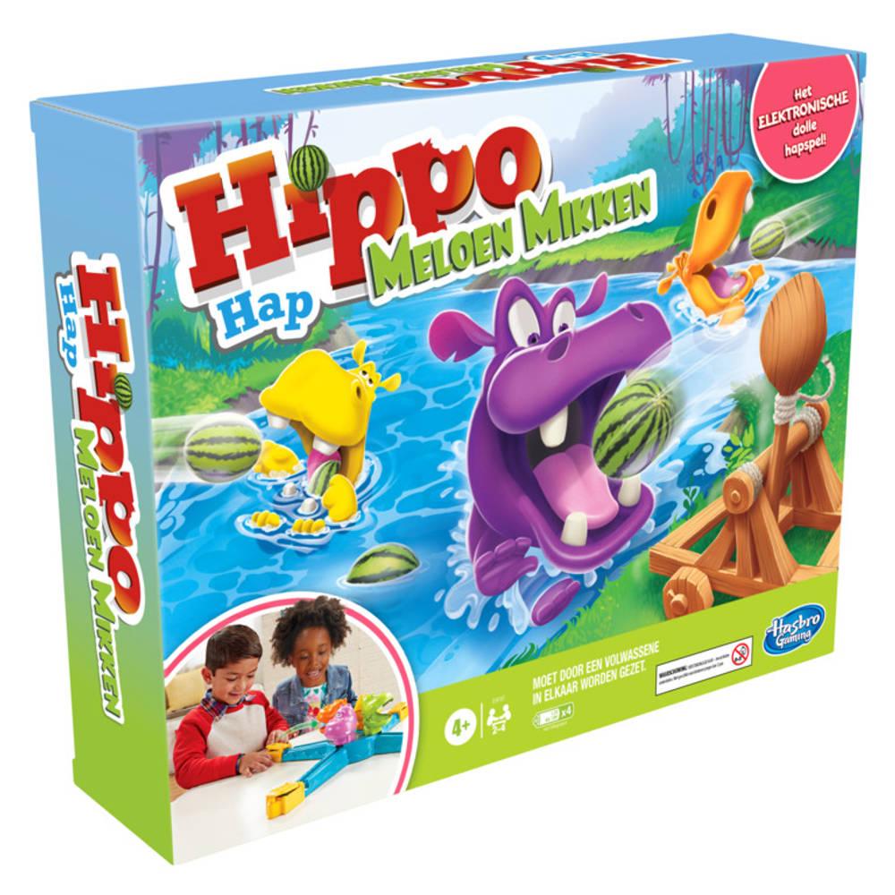 Hippo Hap meloen mikken
