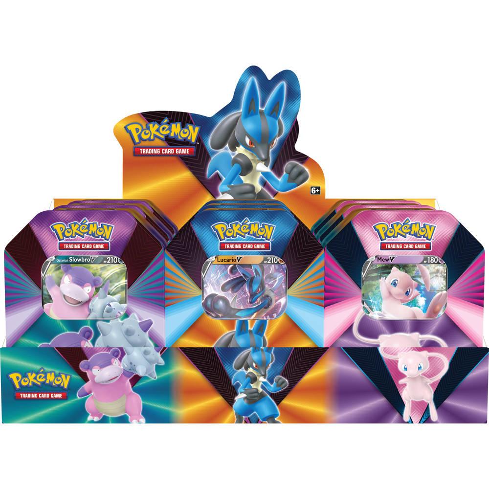 Pokémon Trading Card Game Spring V blik