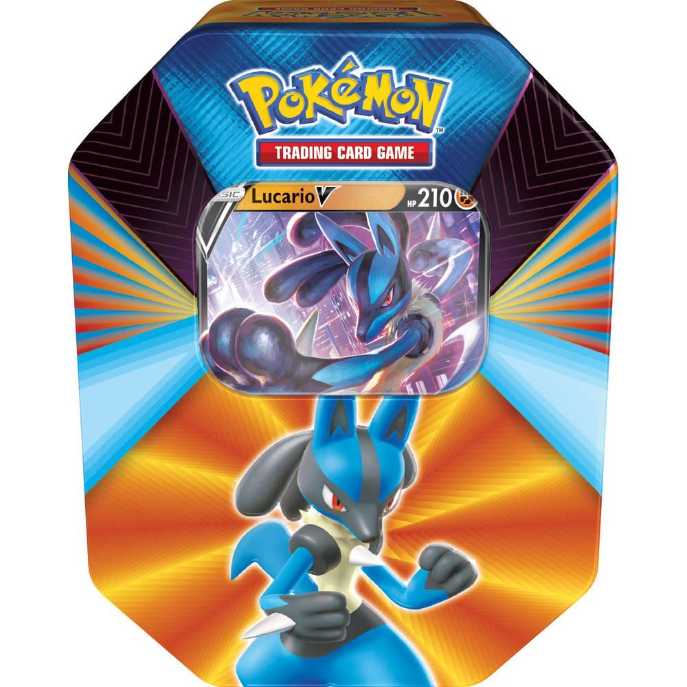 Pokémon Trading Card Game Spring V blik Lucario