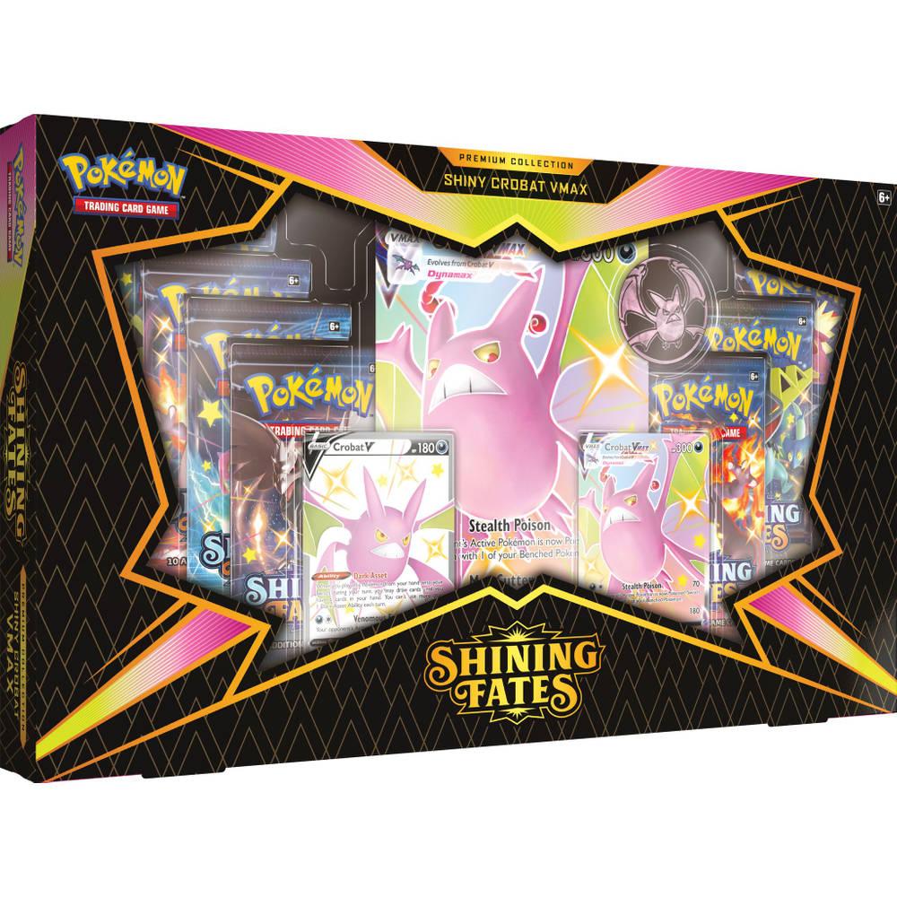 Pokémon TCG Shining Fates Premium collectie Shiny Crobat