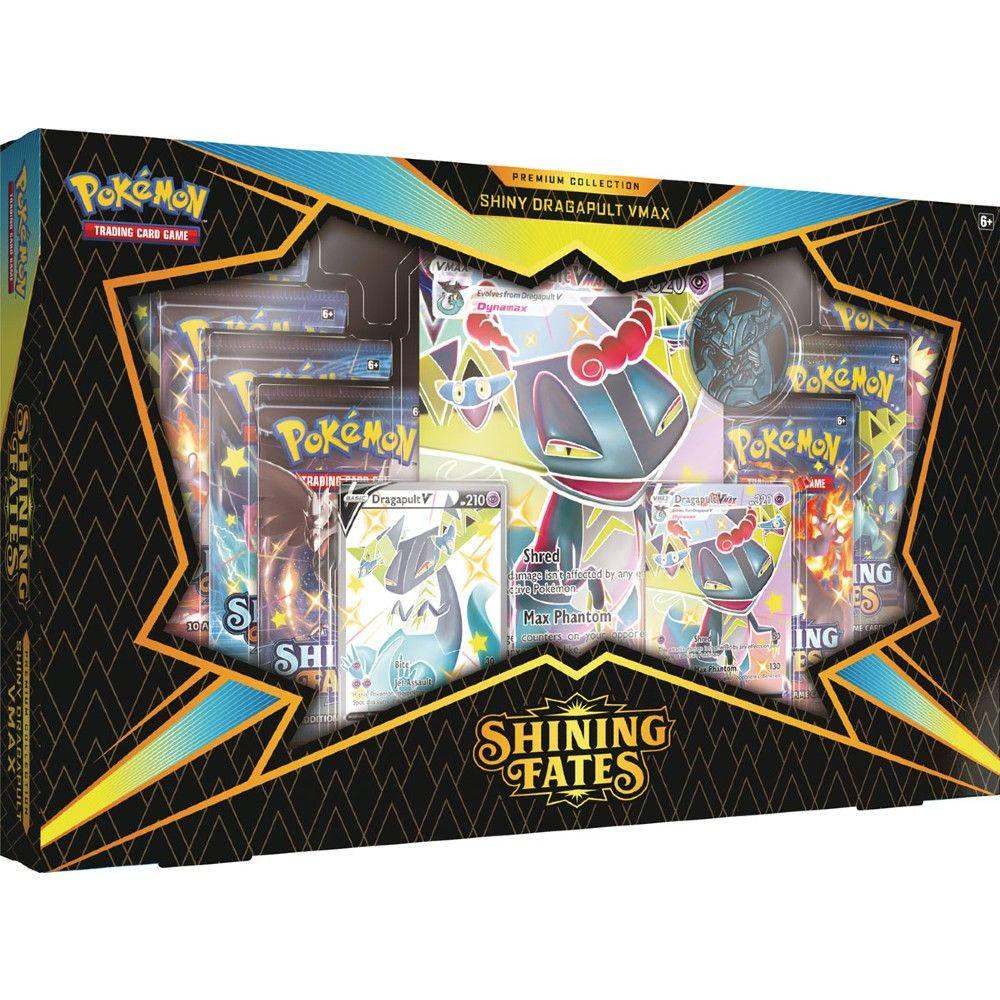 Pokémon TCG Shining Fates Premium collectie Shiny Dragapult
