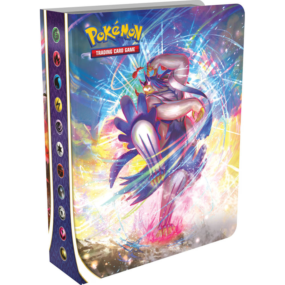 Pokémon Trading Card Game Sword & Shield Battle Styles collectors album en booster