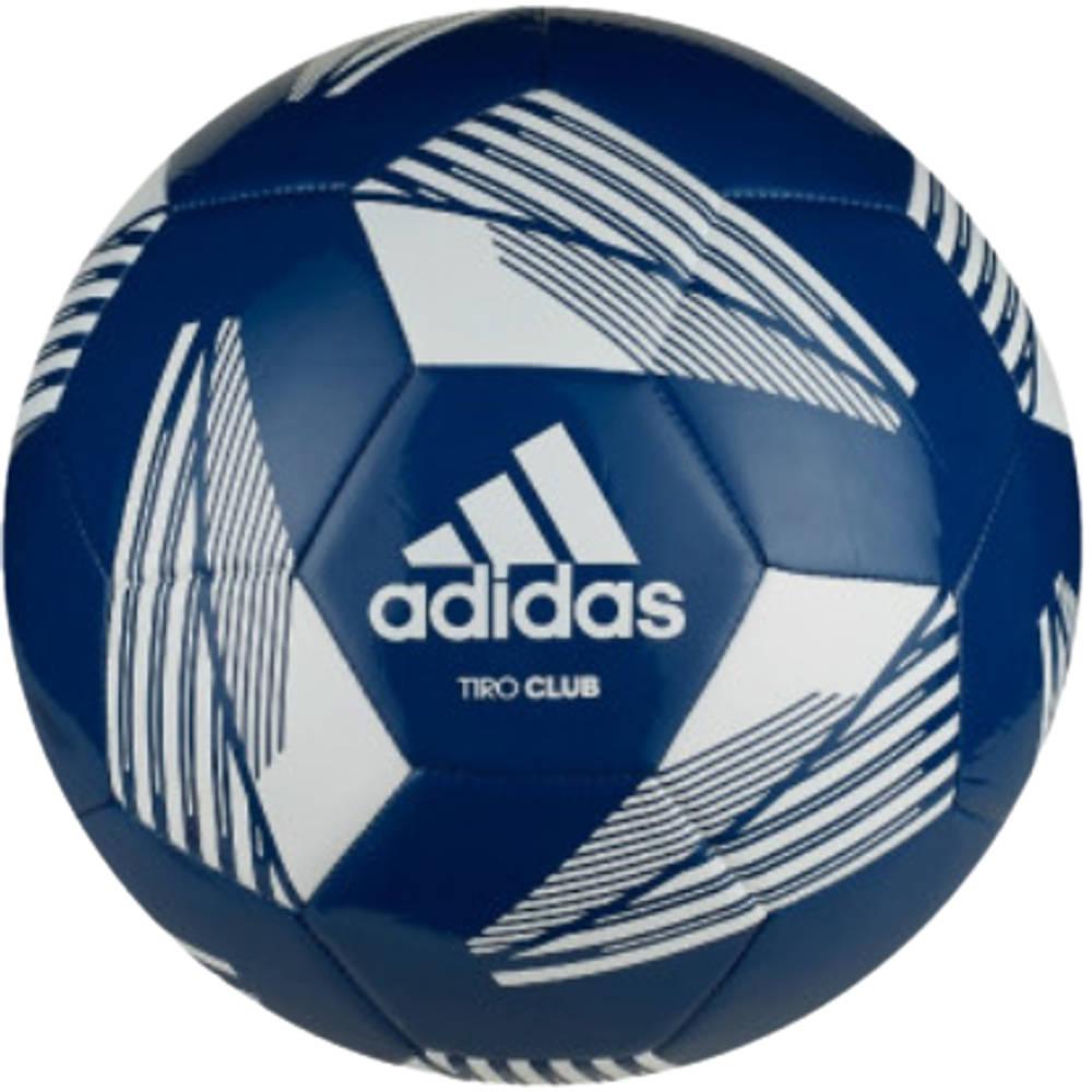 Adidas Tiro Club voetbal - maat 5 - blauw/wit