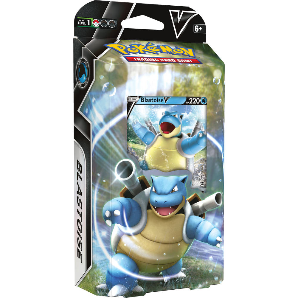 Pokémon TCG Blastoise V Battle deck