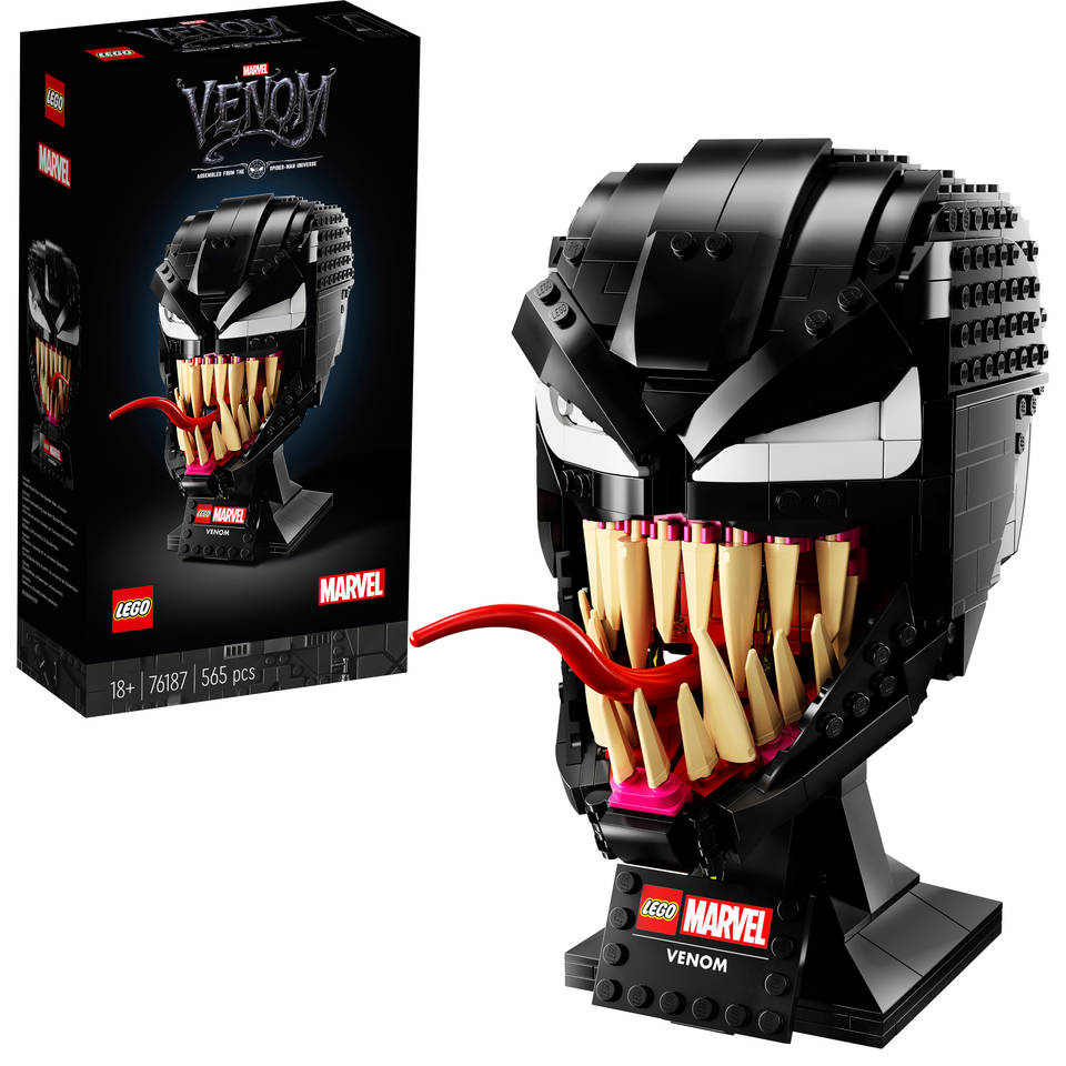 LEGO Marvel Super Heroes Venom 76187