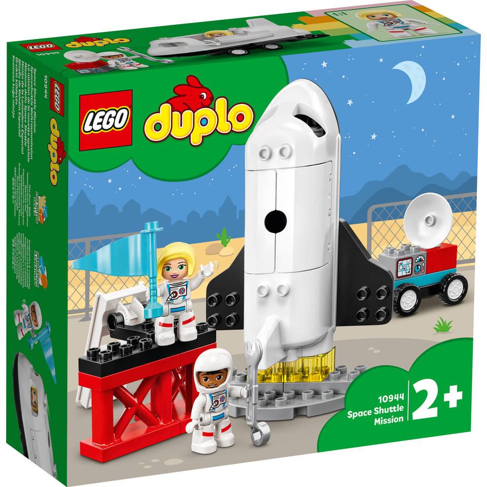 LEGO DUPLO Space Shuttle missie 10944
