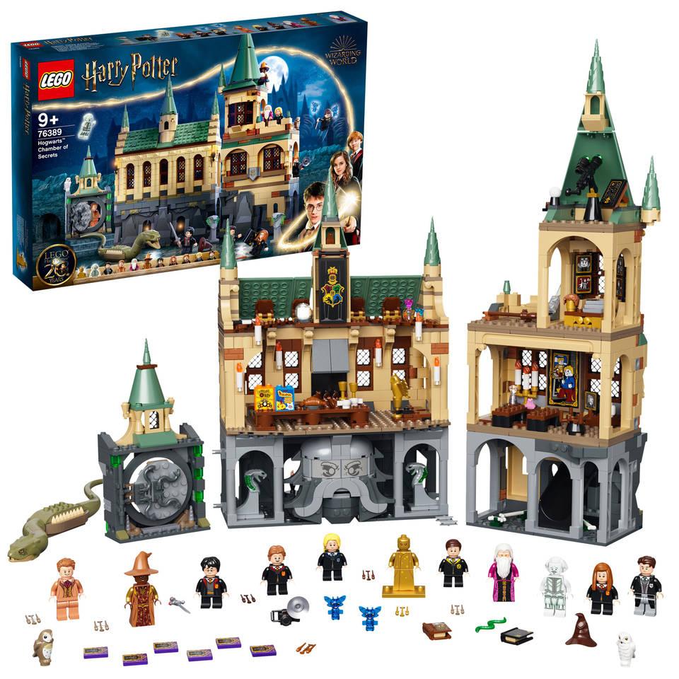LEGO Harry Potter Zweinstein Geheime Kamer 76389