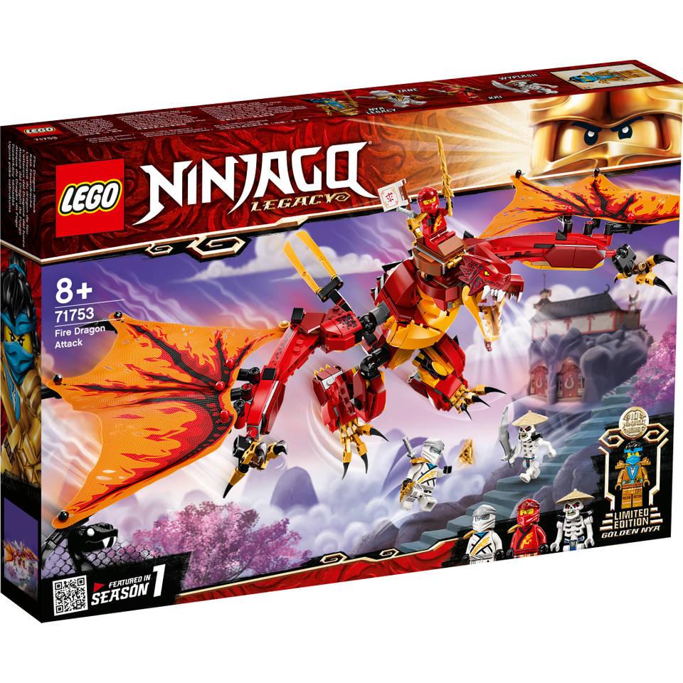 LEGO Ninjago Kais vuurdraak 71753