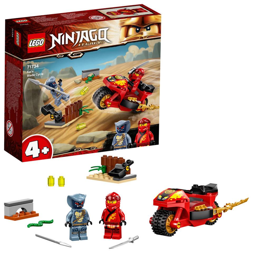 LEGO Ninjago Kais zwaardmotor 71734