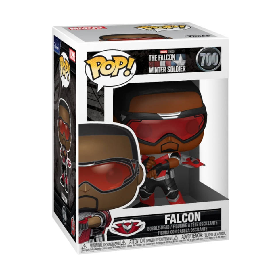 Funko Pop! figuur The Falcon and the Winter Soldier Falcon