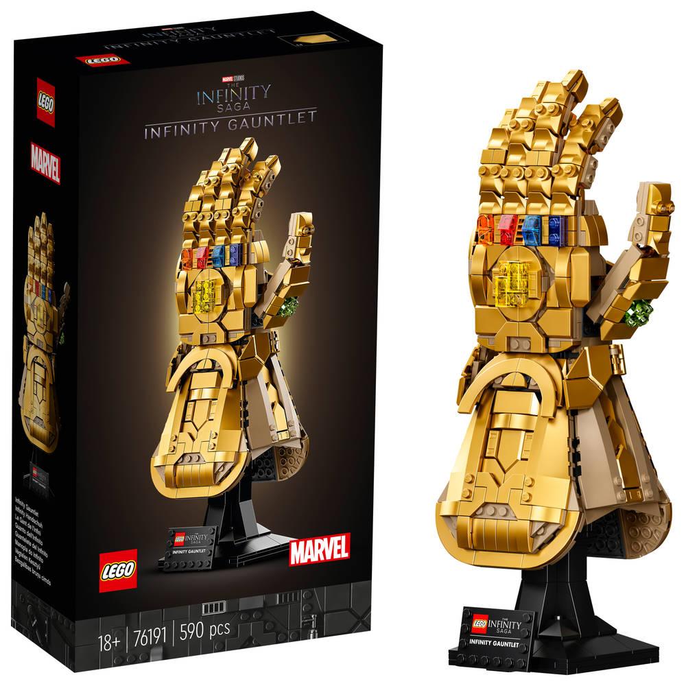 LEGO Marvel Super Heroes Infinity Gauntlet - 76191