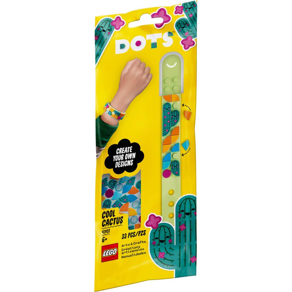 LEGO DOTS coole cactus armband 41922