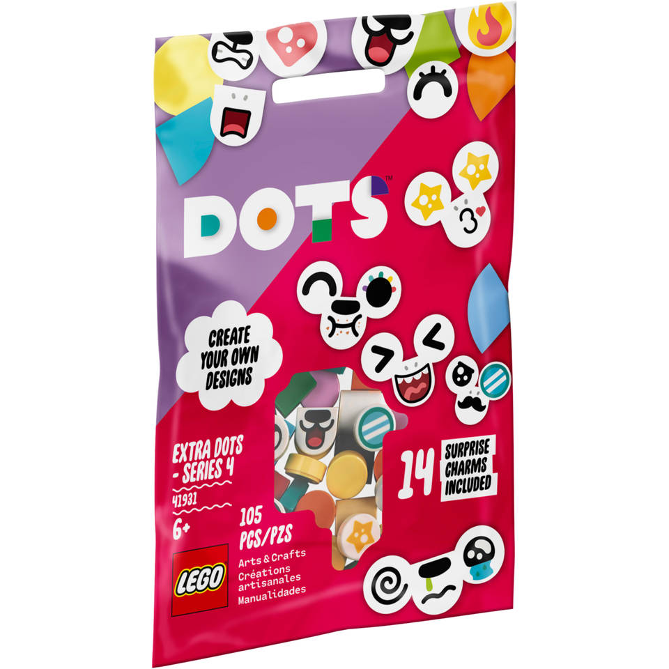 LEGO DOTS extra serie 4 41931