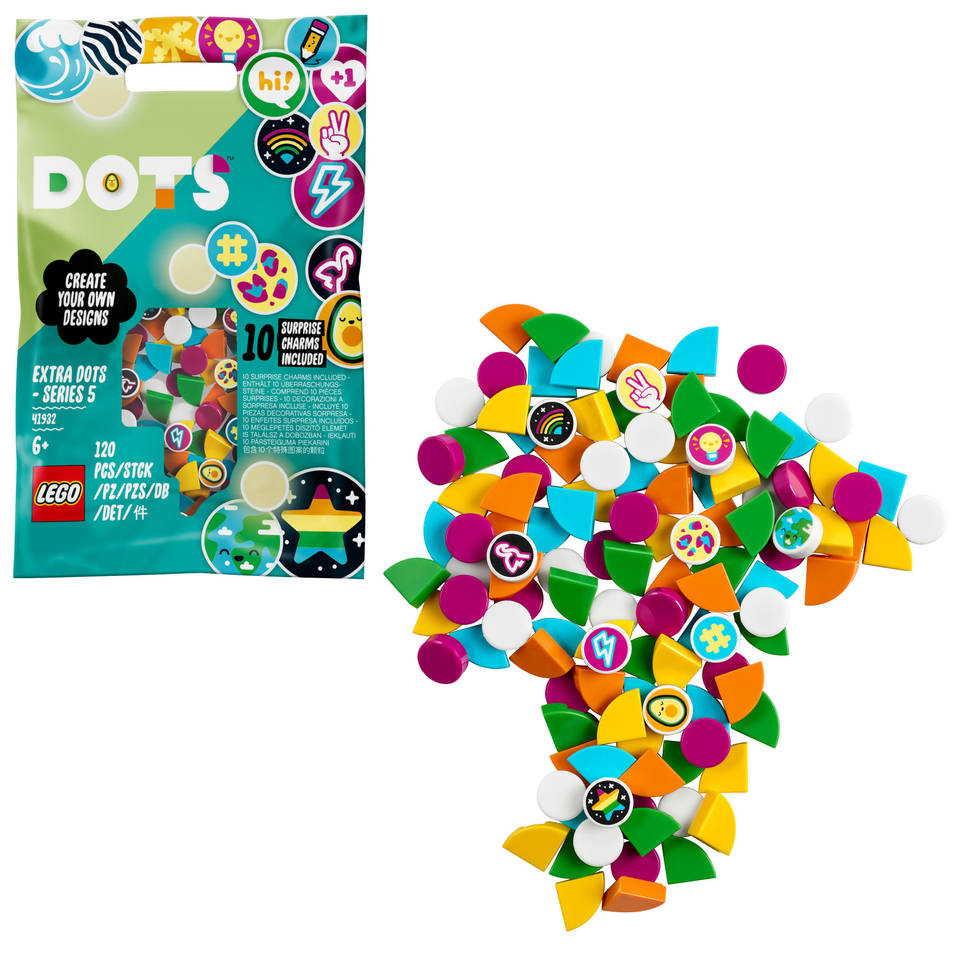 LEGO DOTS Extra serie 5 41932