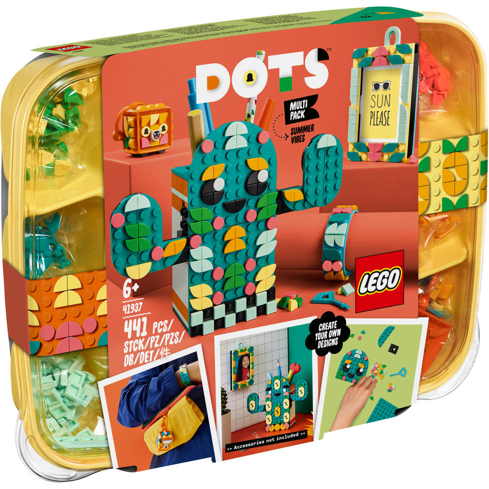 LEGO DOTS multipack zomerkriebels 41937