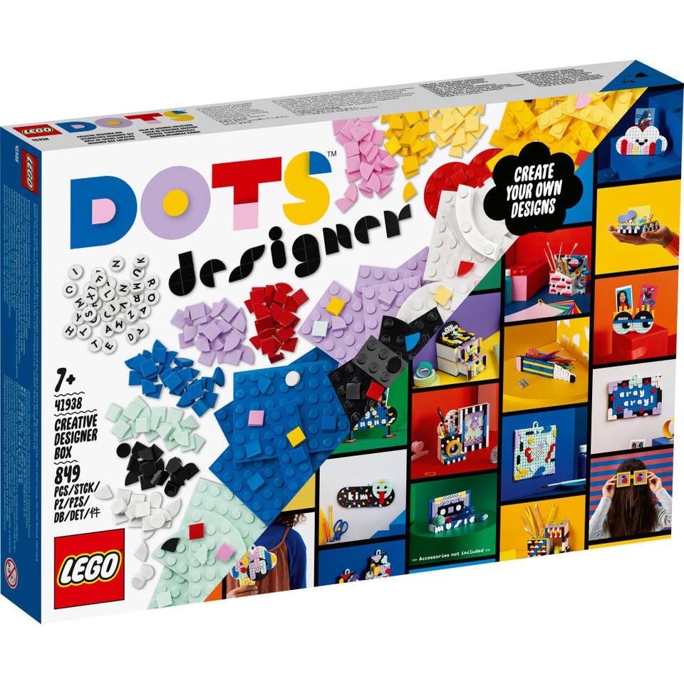 LEGO DOTS creatieve ontwerpdoos 41938