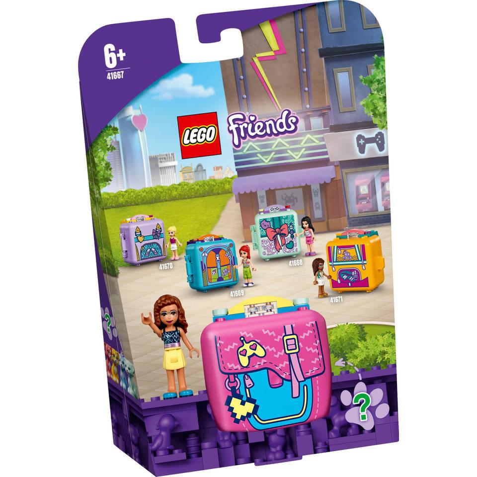 LEGO Friends Olivia's speelkubus 41667