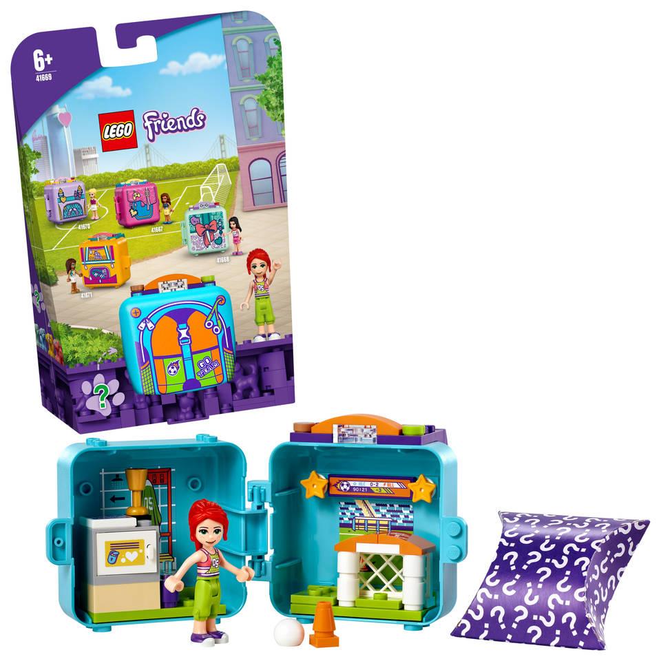 LEGO Friends Mia's voetbalkubus 41669