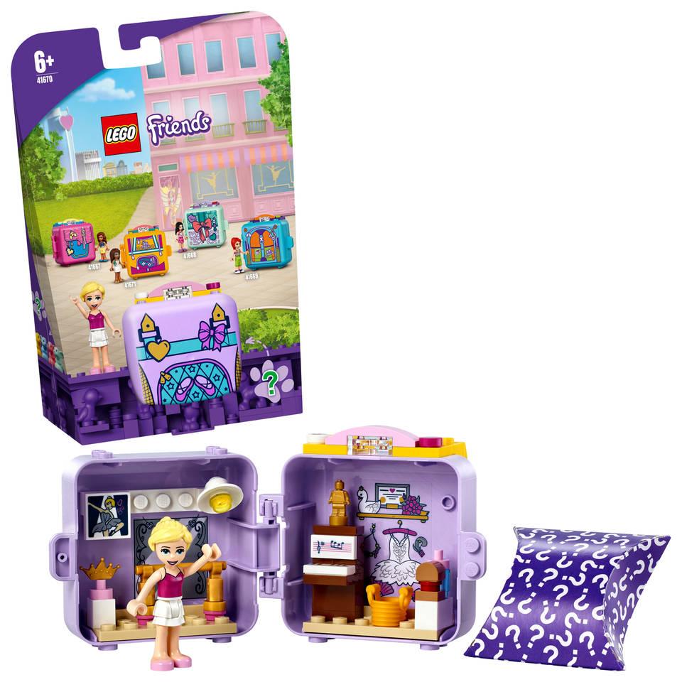 LEGO Friends Stephanies balletkubus 41670