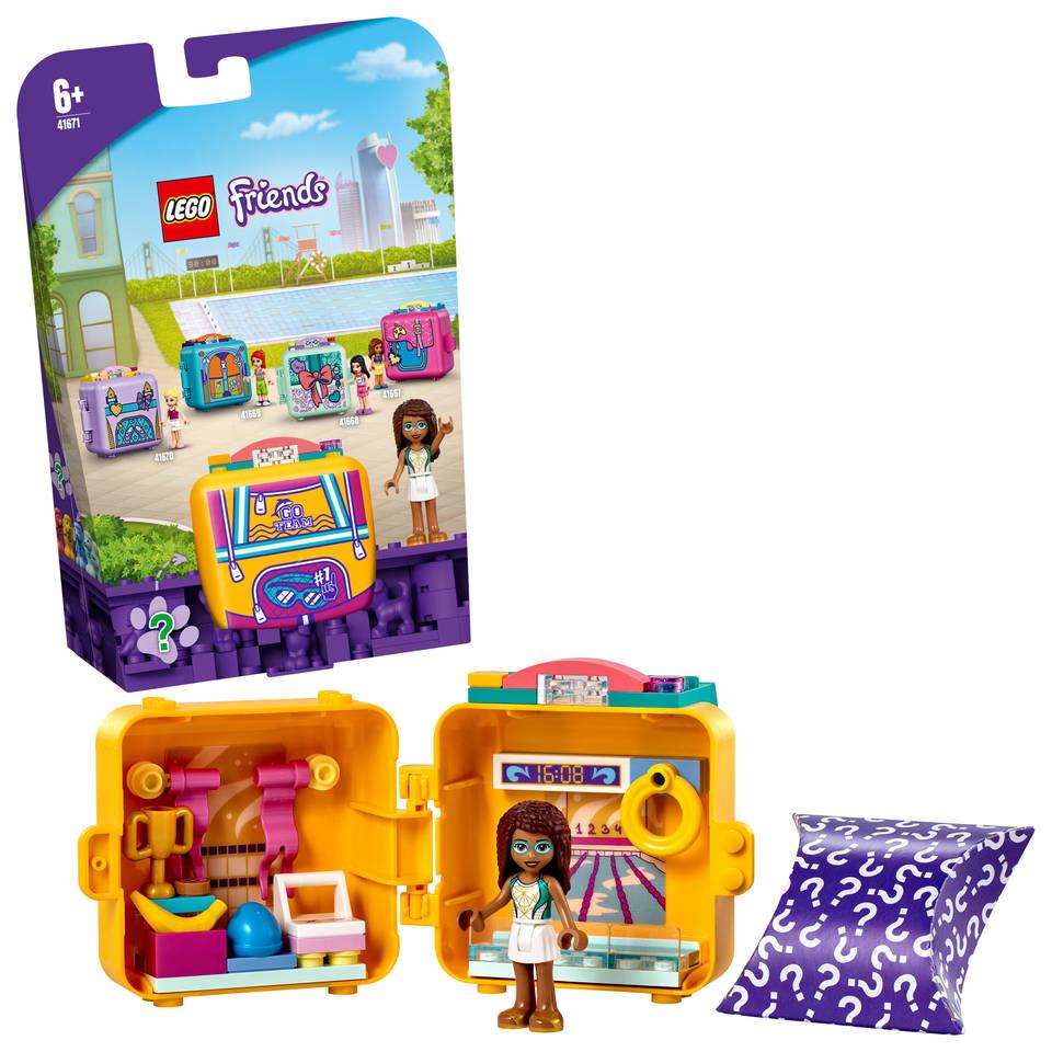 LEGO Friends Andrea's zwemkubus 41671