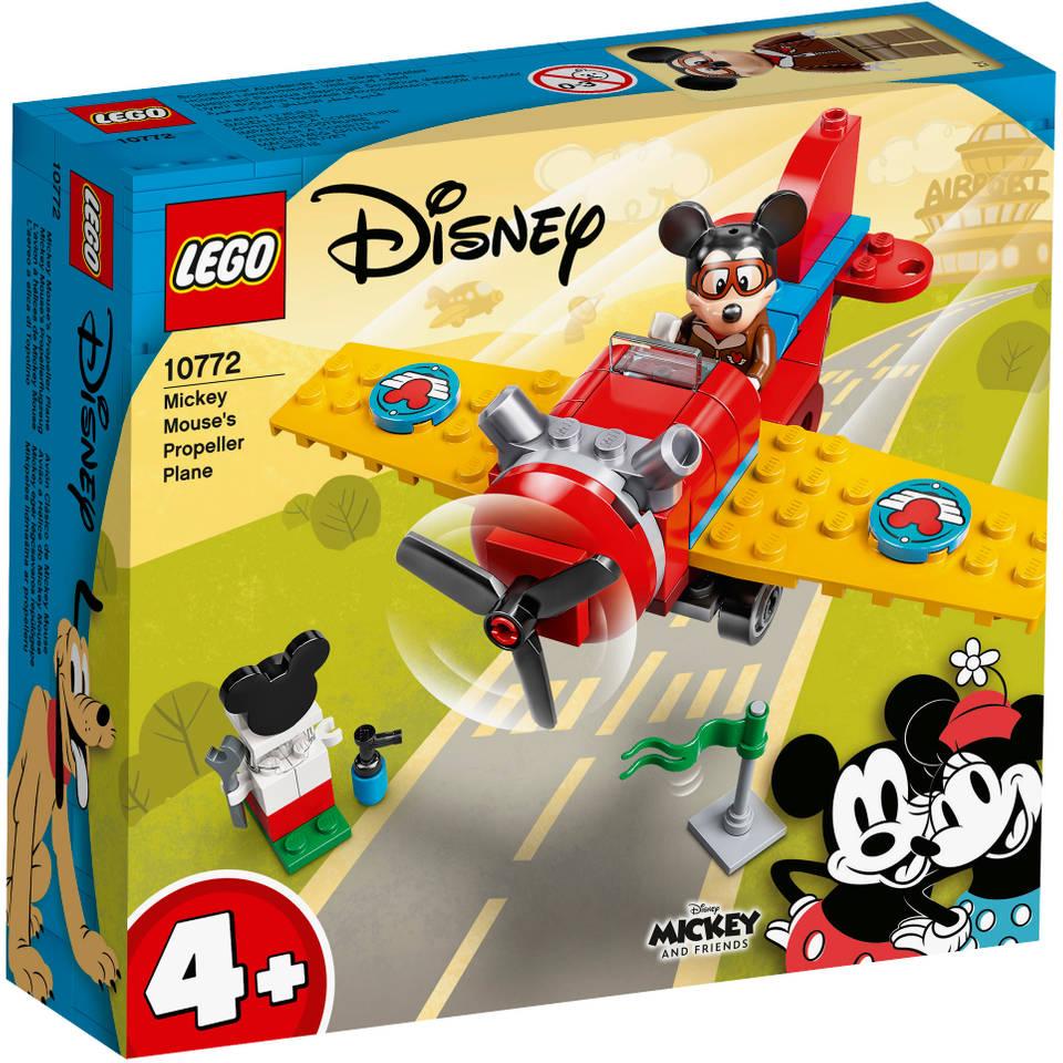 LEGO Disney Mickey Mouse propellervliegtuig 10772