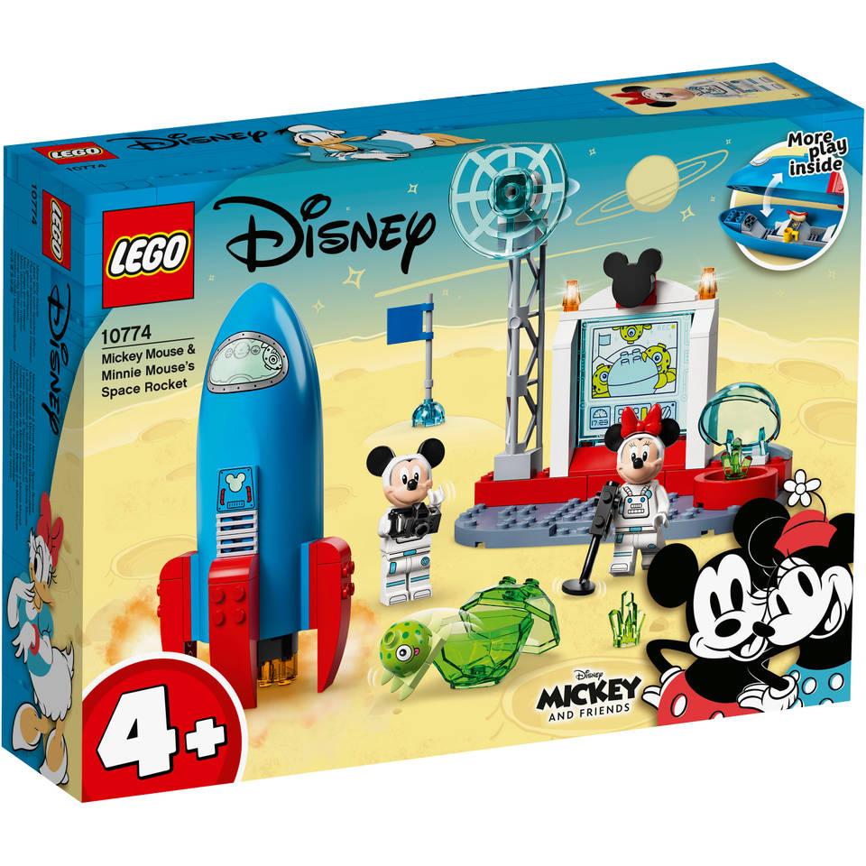 LEGO Disney Mickey Mouse & Minnie Mouse ruimteraket 10774