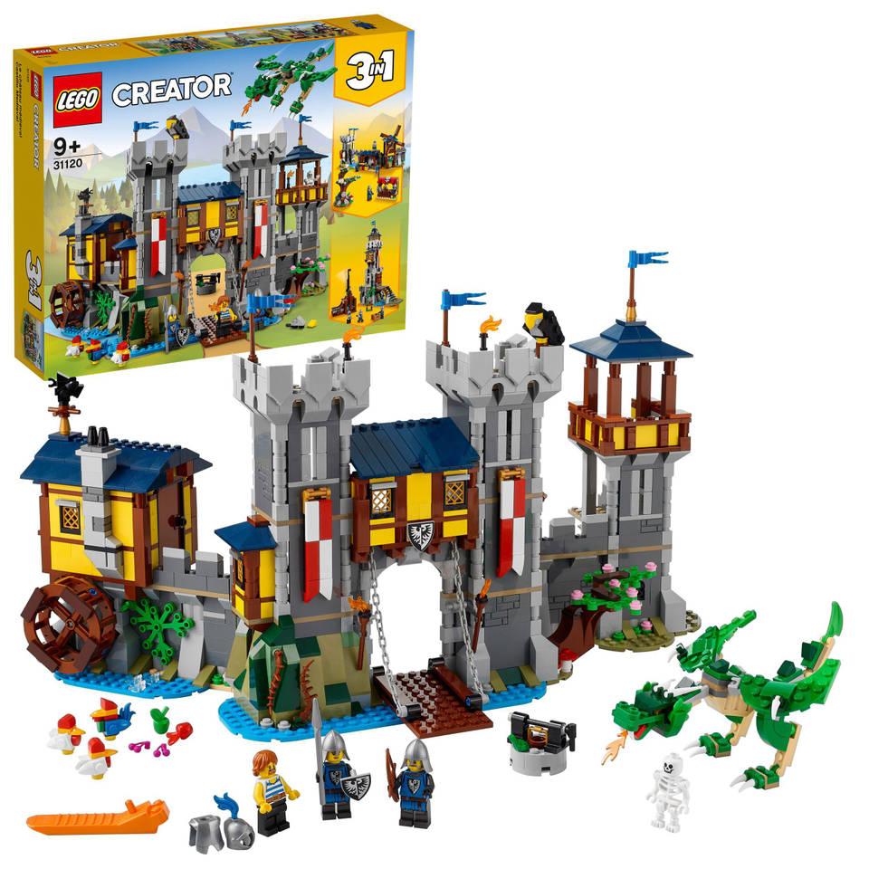 LEGO Creator Middeleeuws kasteel 31120