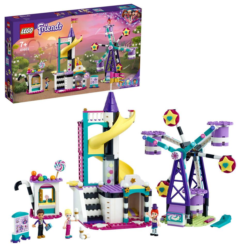 LEGO Friends magisch reuzenrad en glijbaan 41689