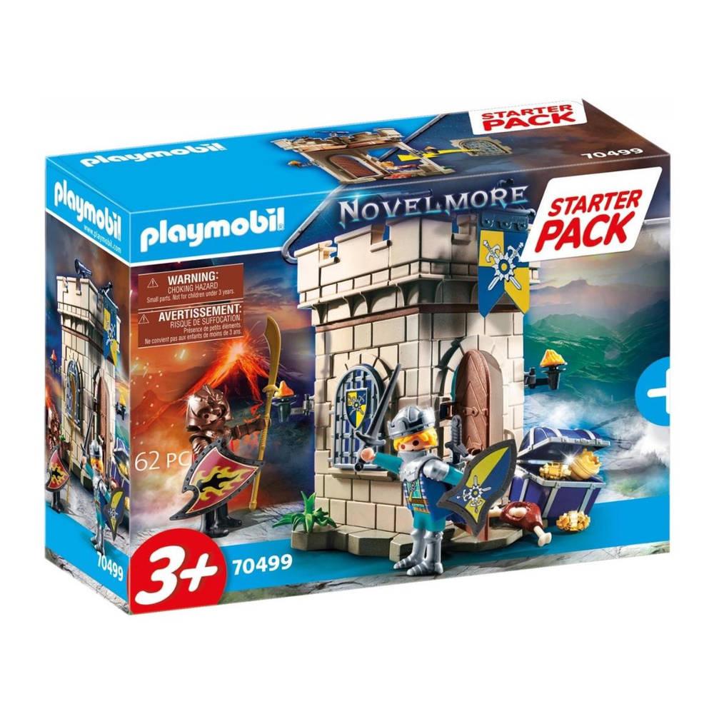 PLAYMOBIL starterpack Novelmore 70499