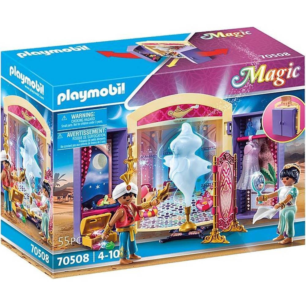 PLAYMOBIL speelbox orient prinses 70508