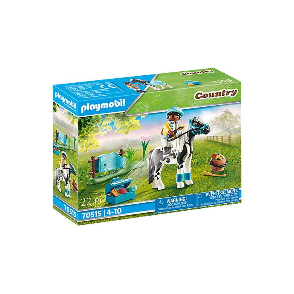 PLAYMOBIL Country verzamelpony Lewitzer 70515