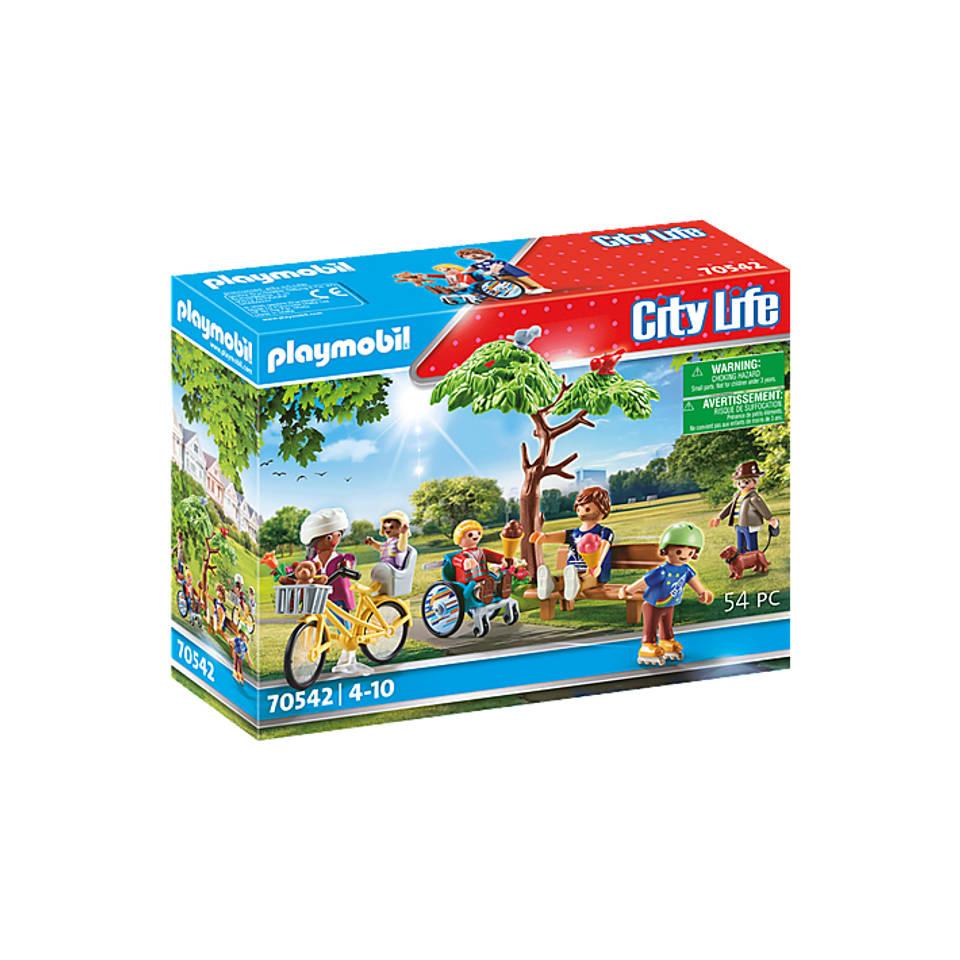 PLAYMOBIL City Life in het stadspark 70542