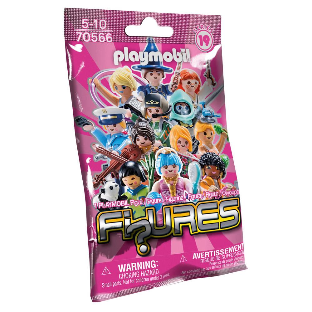 PLAYMOBIL figuren meisjes serie 19 70566