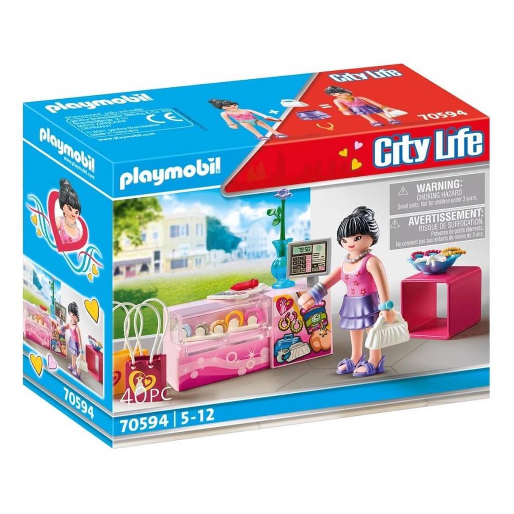 PLAYMOBIL City Life modeaccessoires 70594