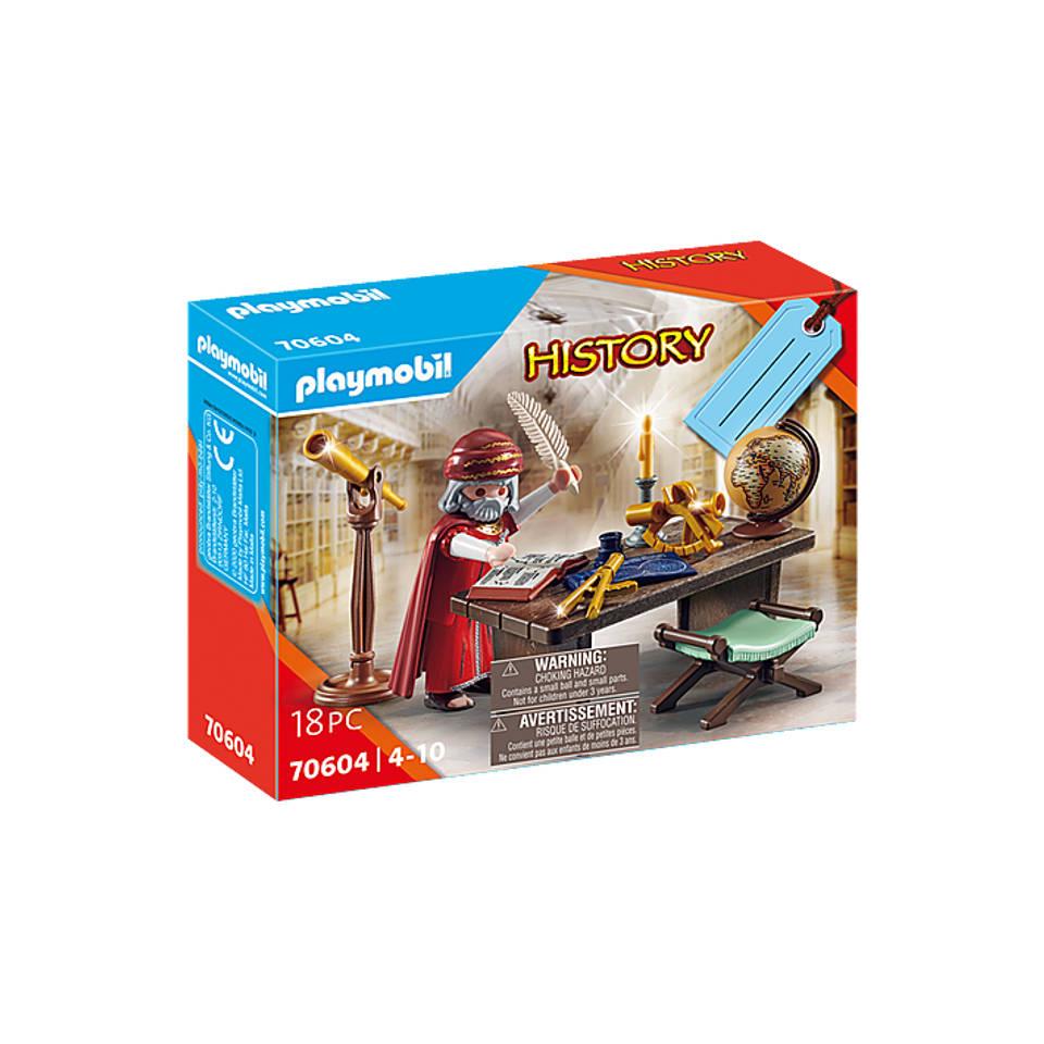 PLAYMOBIL History geschenkset sterrenkijker 70604