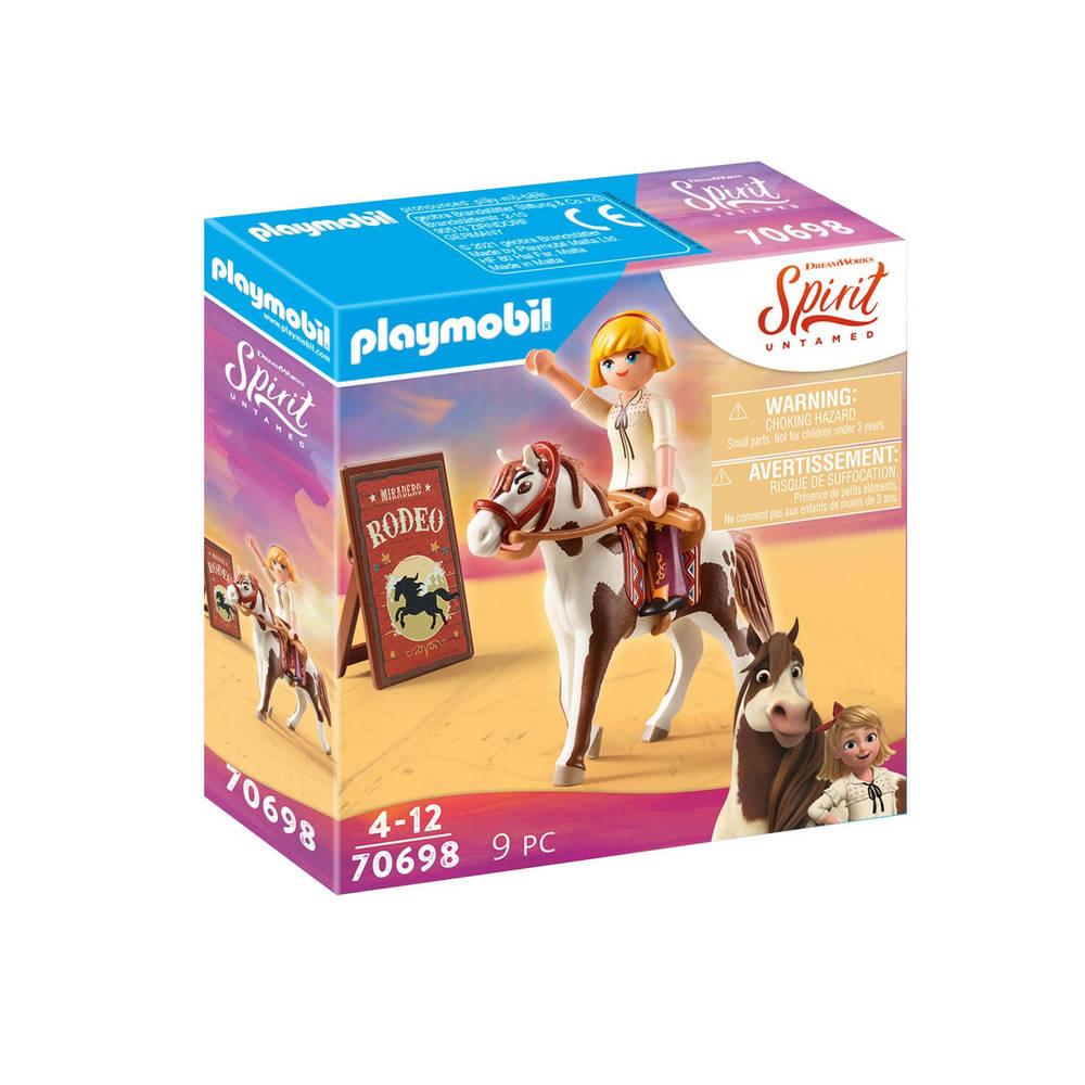 PLAYMOBIL Spirit rodeo Abigail 70698
