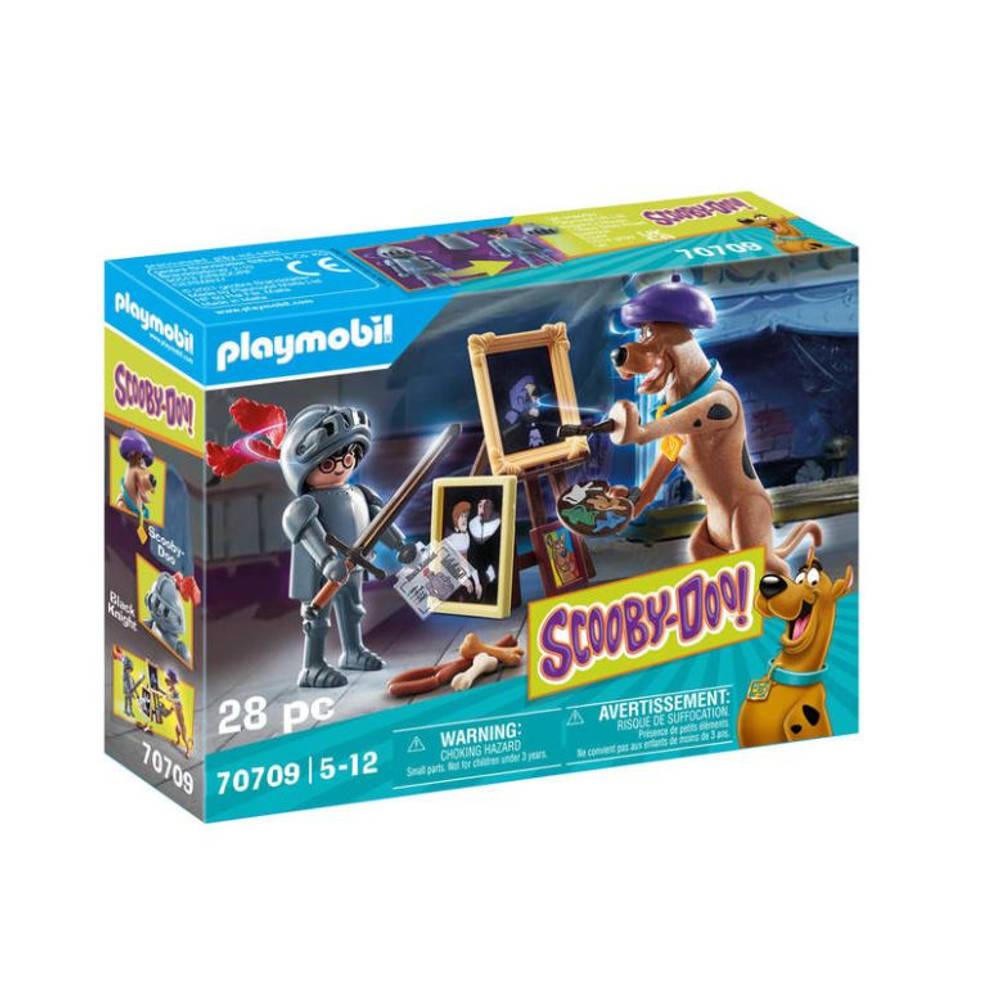PLAYMOBIL Scooby-Doo! avontuur met Black Knight 70709