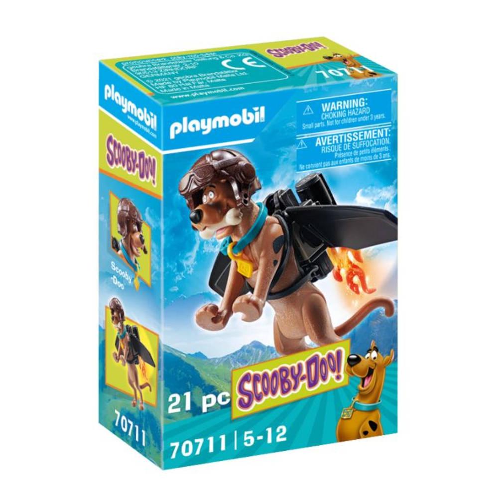 PLAYMOBIL Scooby-Doo! verzamelfiguur piloot 70711