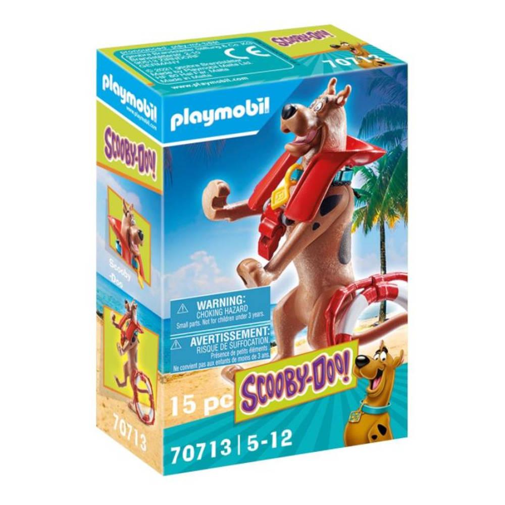 PLAYMOBIL Scooby-Doo! verzamelfiguur badmeester 70713
