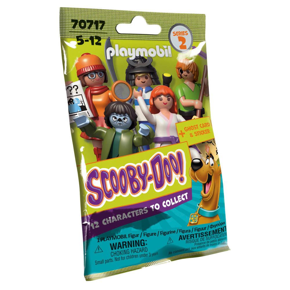 PLAYMOBIL Scooby-Doo! Mysterie figuren 70717