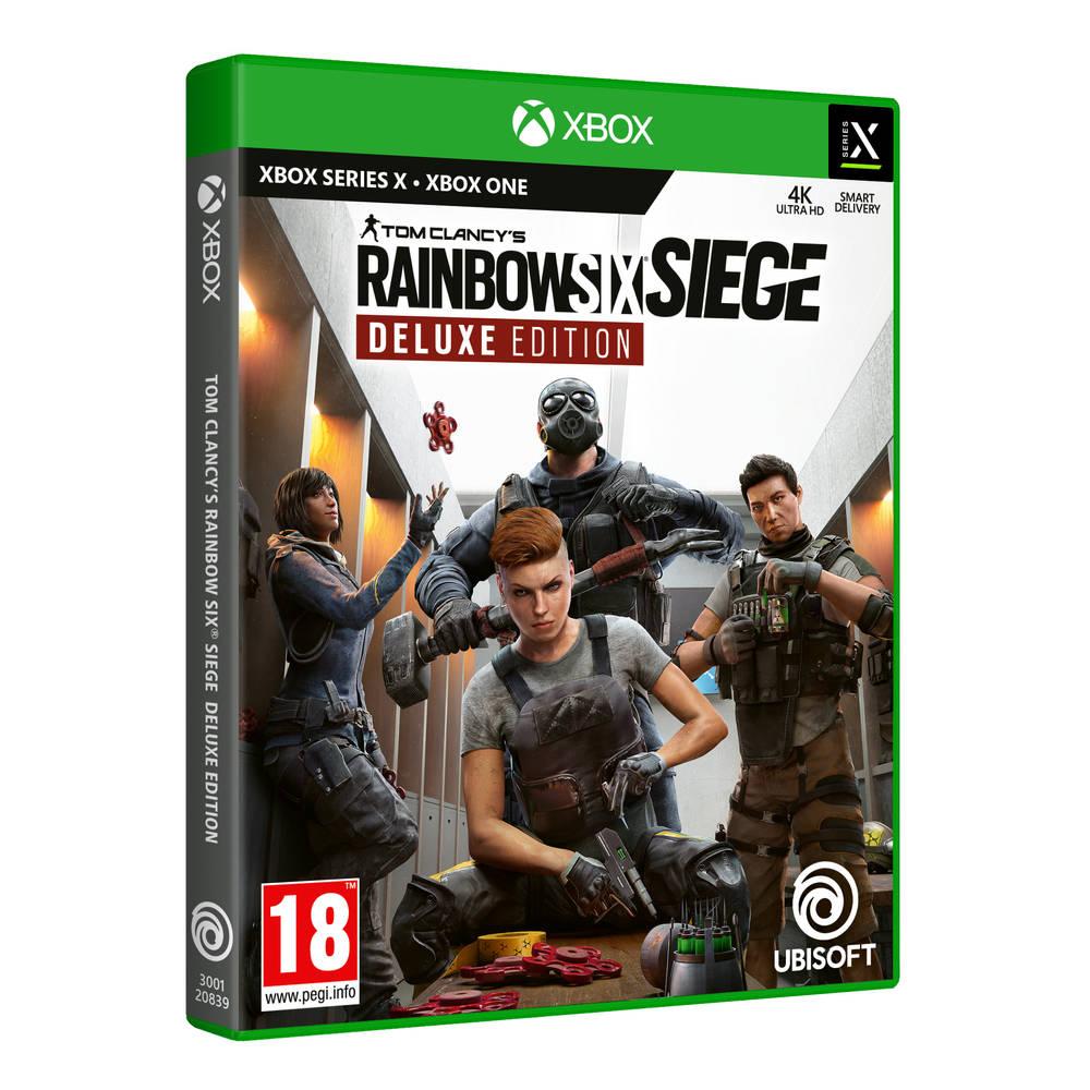 Xbox Series X & Xbox One Rainbow Six Siege Deluxe Edition