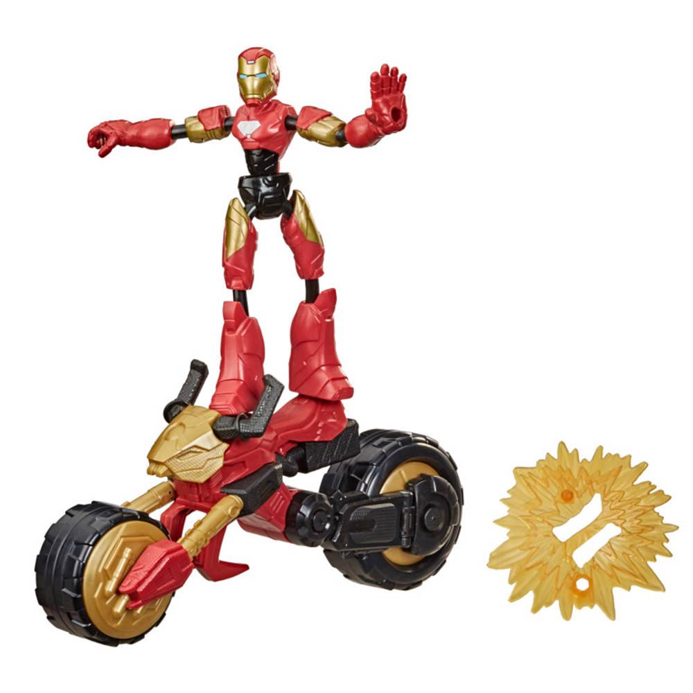 Marvel Avengers Bend and Flex Rider Iron Man