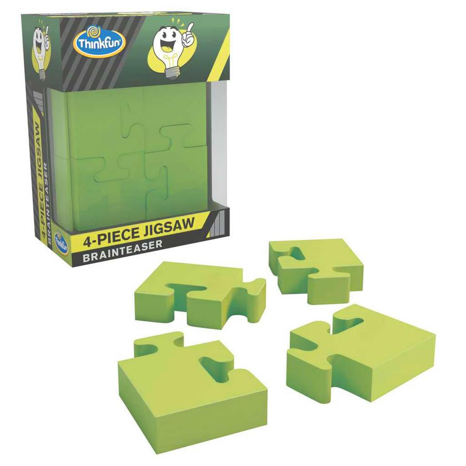 Ravensburger ThinkFun A-HA! puzzel - 4 stukjes