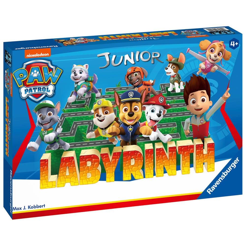Ravensburger PAW Patrol junior labyrinth kinderspel