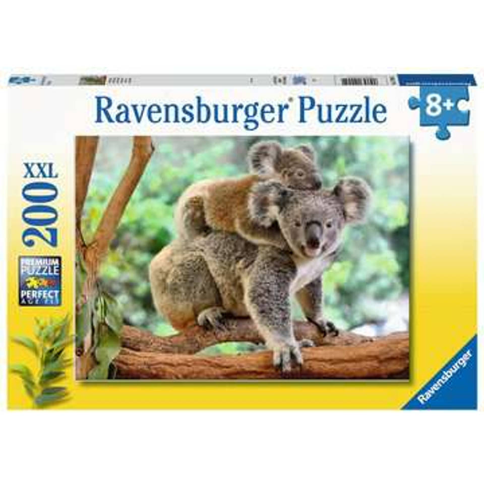 Ravensburger puzzel koala - 200 stukjes
